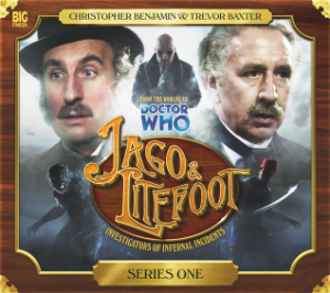 Jago and Litefoot Series One CD Boxset